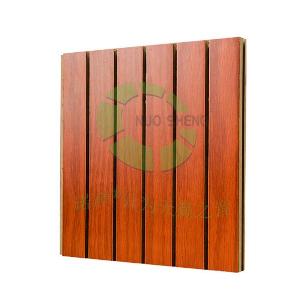 槽木吸音板2