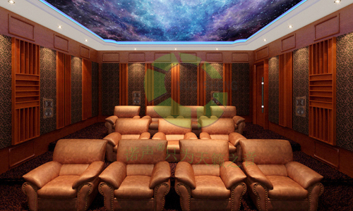 私人家庭影院装修吸音材料哪种好