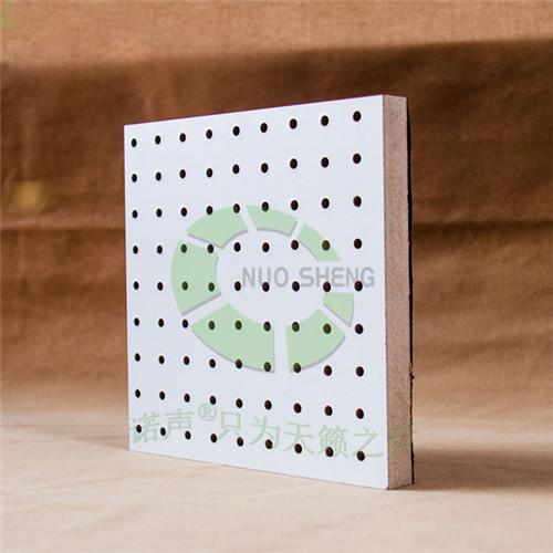 孔木吸音板2