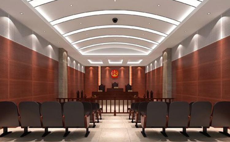 法院审判庭声学设计