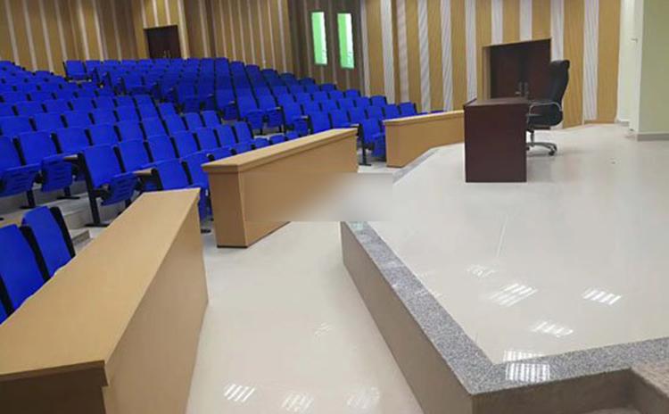 菲律宾报告厅吸音板工程