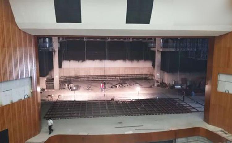 福建福安剧院吸音板工程