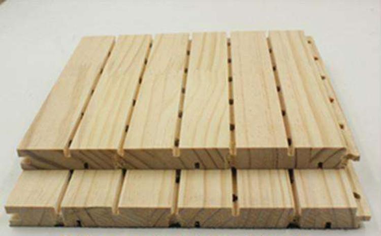 佛山木质吸音板安装方法