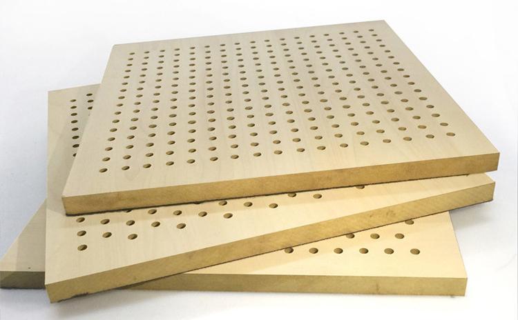 如何判定多功能厅工程吸音板的质量好坏
