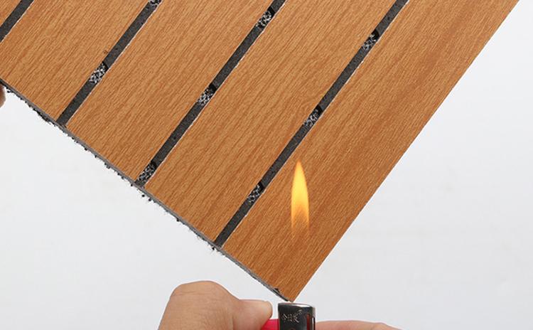 教室阻燃吸音板的优势在哪里