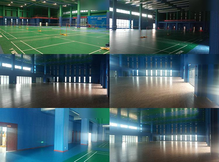海南白沙全民文化体育馆吸音板工程