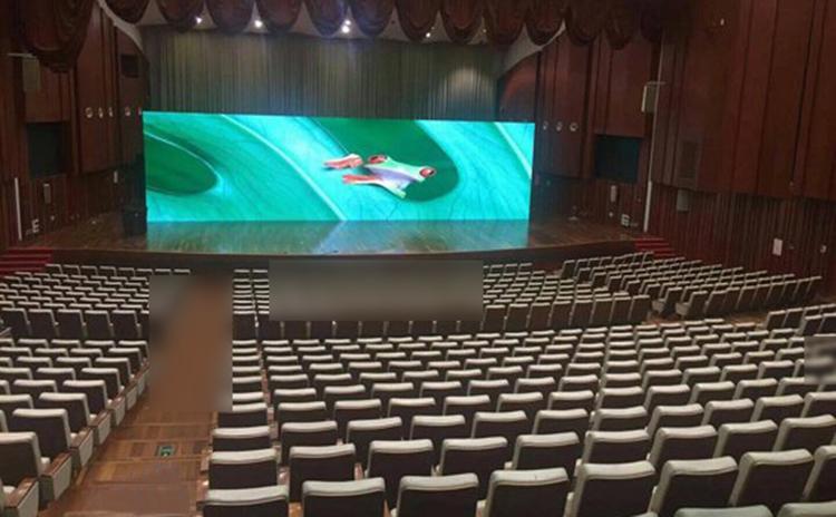 湖北鄂州文化中心吸音板工程