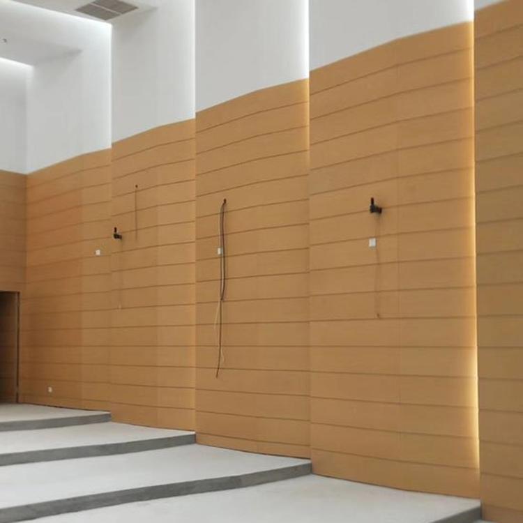 天津报告厅吸音板工程