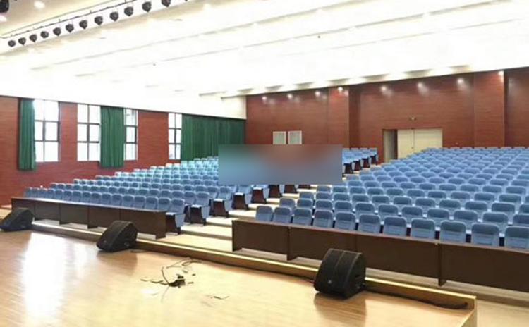 河北石家庄指挥中心吸音板工程