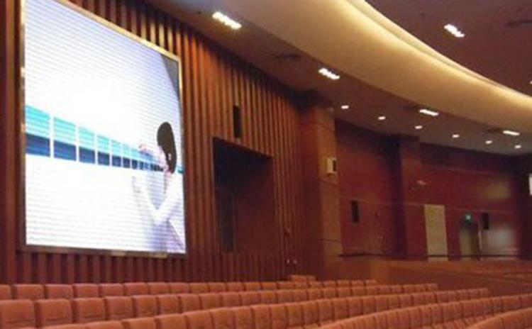 辽宁沈阳音乐厅吸音板工程