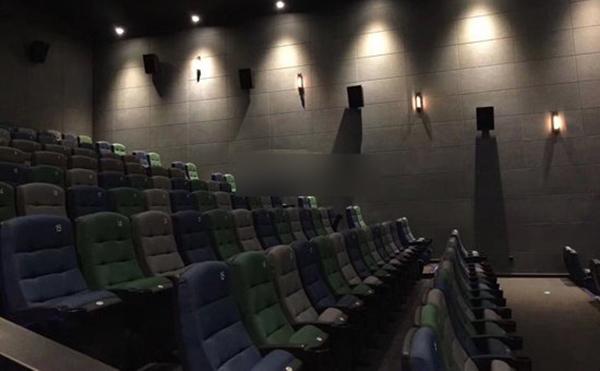 甘肃兰州电影城声学工程