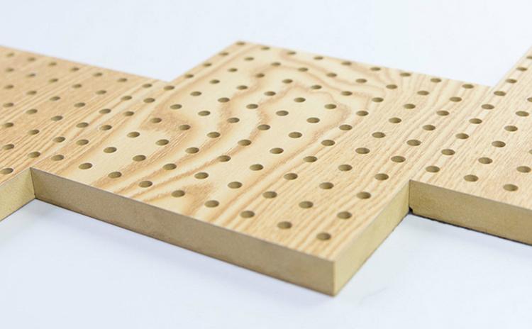 什么是木质吸音板?