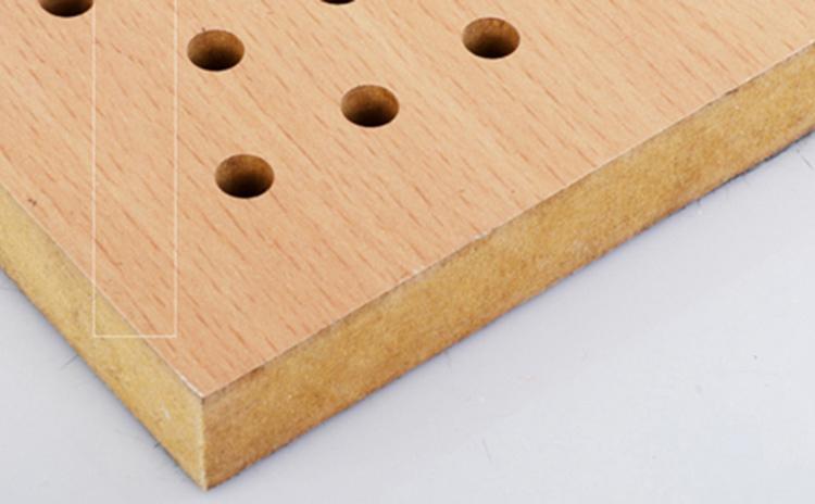木质吸音材料