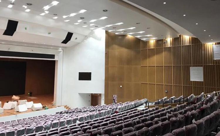 江西南昌会展中心声学工程