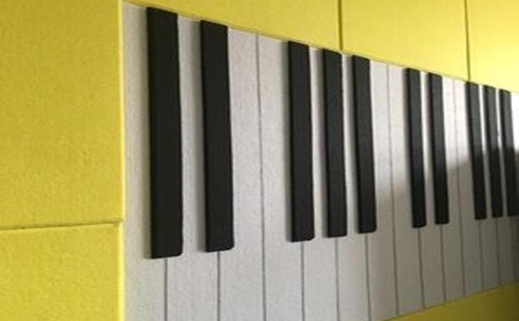 钢琴房吸音板是怎样安装的