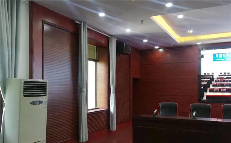 江苏无锡人民法院陶铝吸音板声学工程