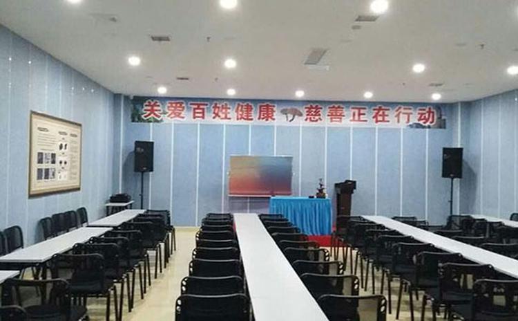 江苏常州科普馆聚酯纤维吸音板声学工程