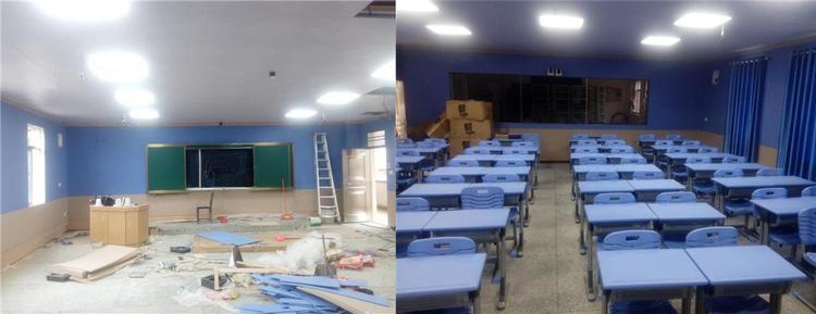 安徽芜湖多媒体教室聚酯纤维吸音板声学工程