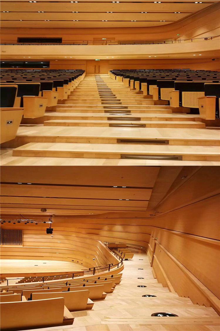 陕西咸阳学校音乐厅吸音材料声学工程