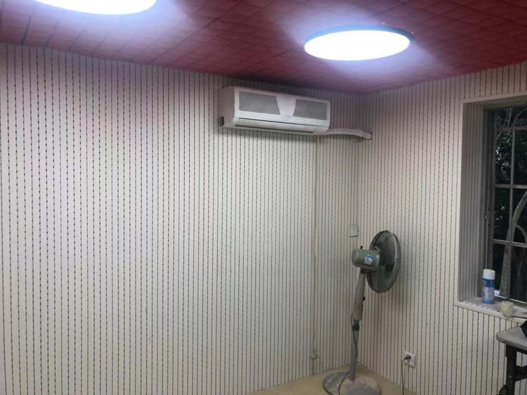 江苏扬州琴房槽木吸音板声学工程
