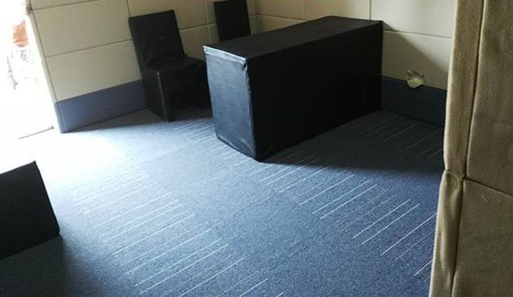 广东梅州纪委审讯室布艺吸音材料声学工程