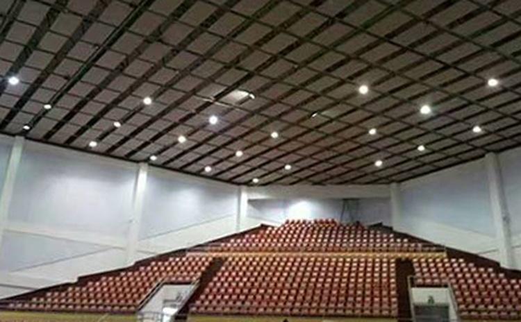 江西吉安文化剧场空间吸声体声学工程