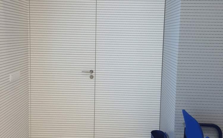 山东莱芜学校吸音板声学工程-1
