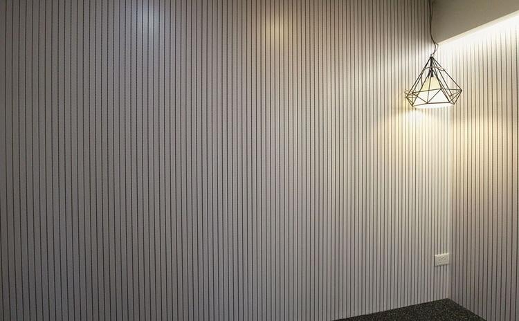 河南鹤壁酒店吸音板声学工程-1