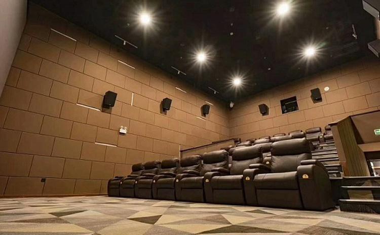 福建南平电影院软包吸音板声学工程