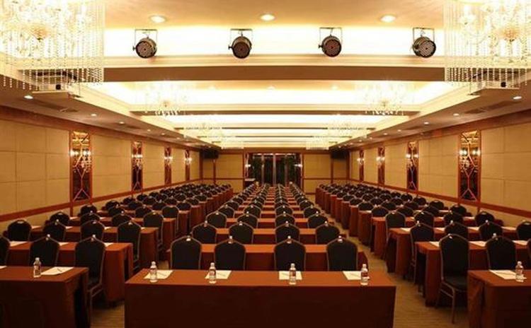 四川宜宾会议室软包吸音板声学工程-1
