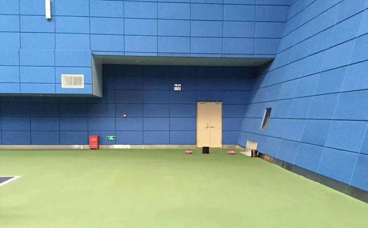河南焦作体育馆软包吸音板声学工程