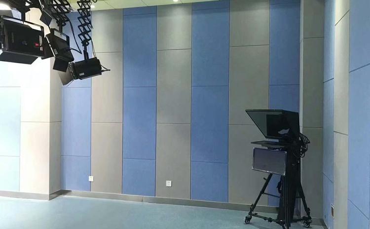 安徽淮北演播室吸音板声学工程