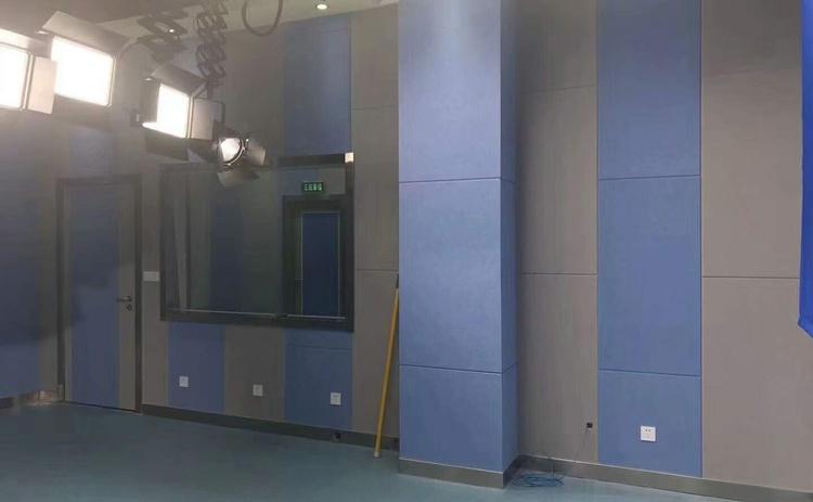 安徽淮北演播室吸音板声学工程-2