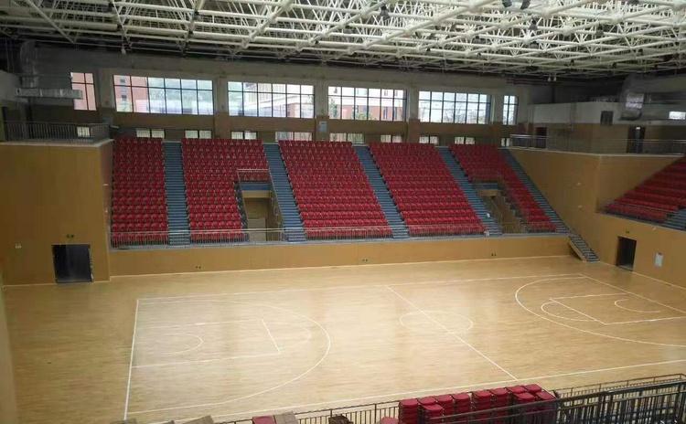 安徽池州体育馆吸音板声学工程