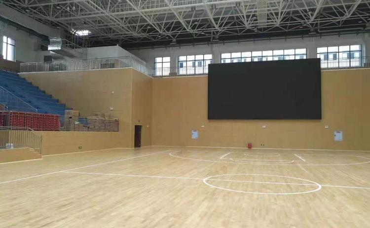 安徽池州体育馆吸音板声学工程-3