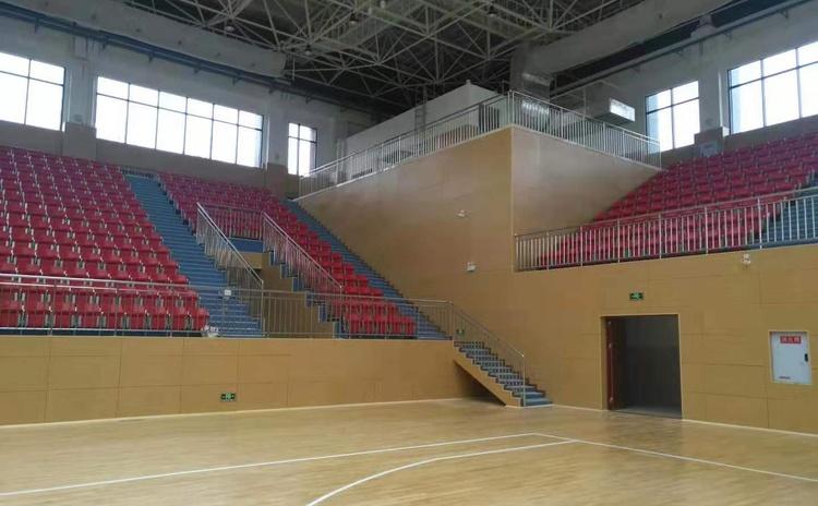 安徽池州体育馆吸音板声学工程-5