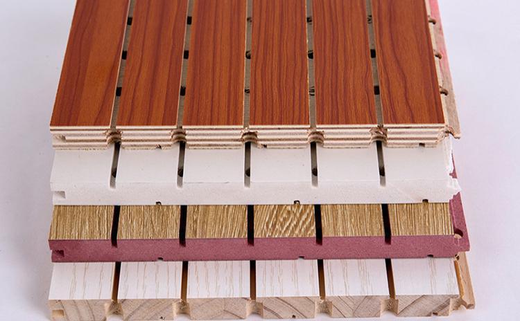 多功能厅用木制吸音板和布艺吸音板哪个好-1