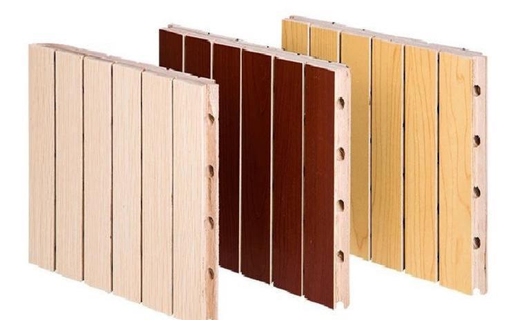 选购优质的木质吸音板-1