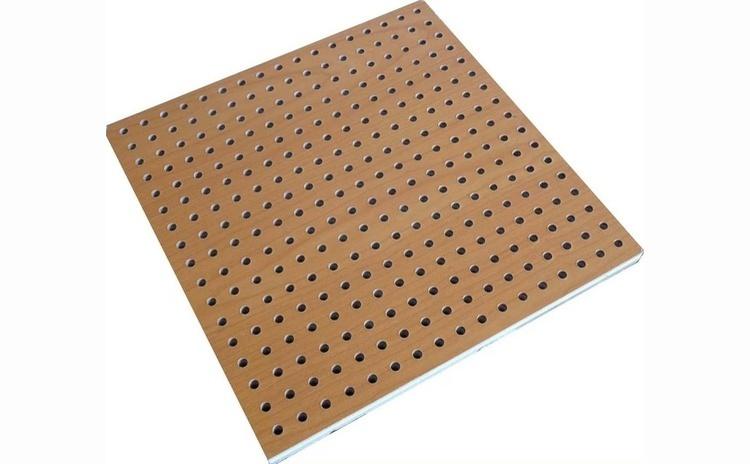 穿孔fc吸音板材料-1