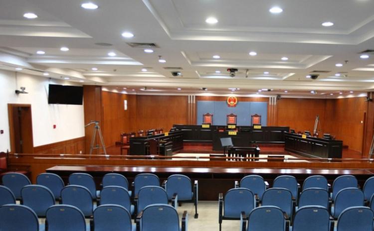 贵州六盘水法院审判庭-2