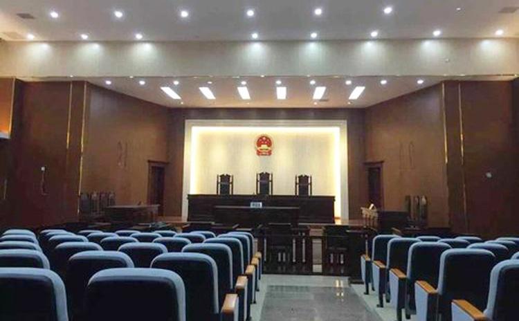 四川自贡法院中纤密度吸音板声学工程