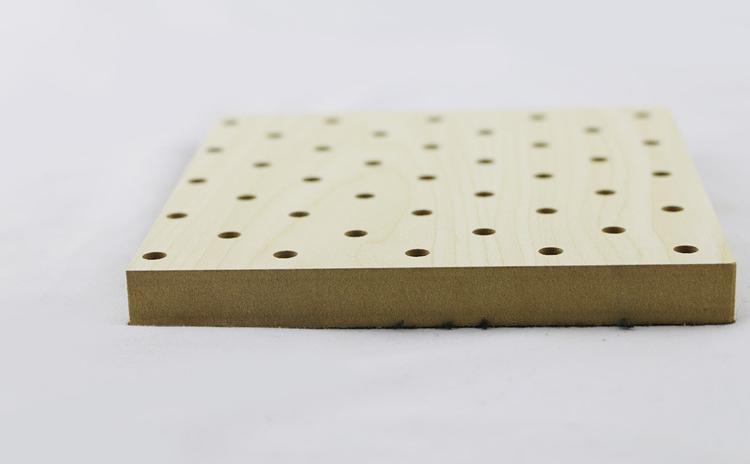 实木吸音板多少钱由什么决定?