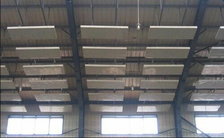 体育馆室内吊挂式吸声体-1
