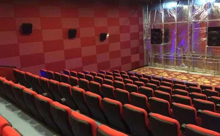 内蒙古赤峰电影院吸音墙板