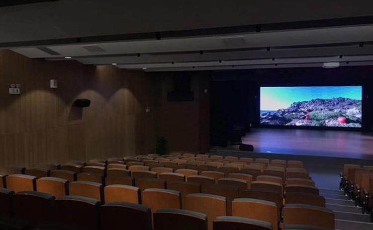 山西忻州学校报告厅-2