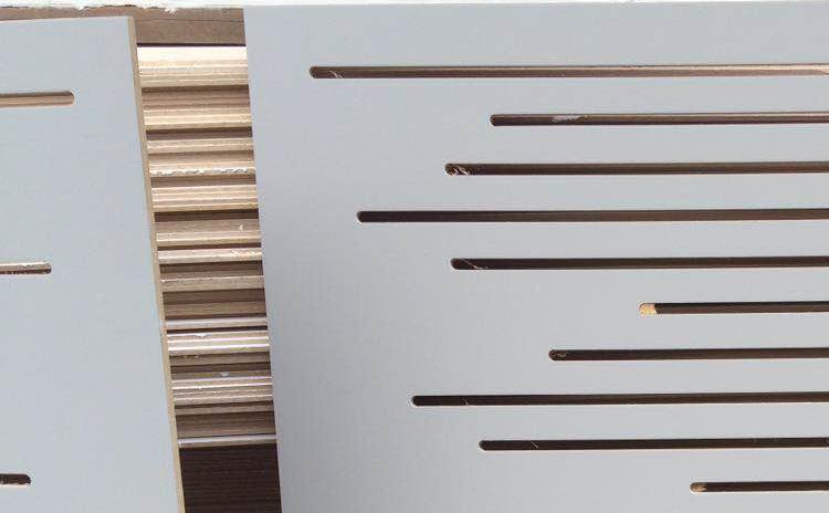 会议室声学处理可用到哪些墙面吸音板