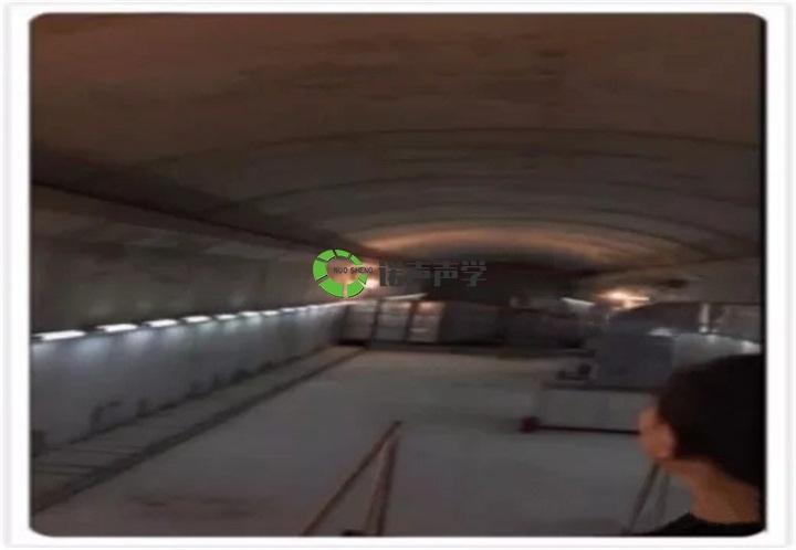 山西运城隧道实拍图