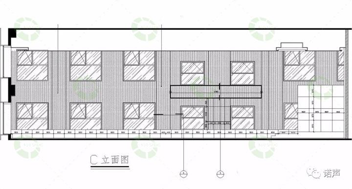 深圳中广核多功能厅设计图1