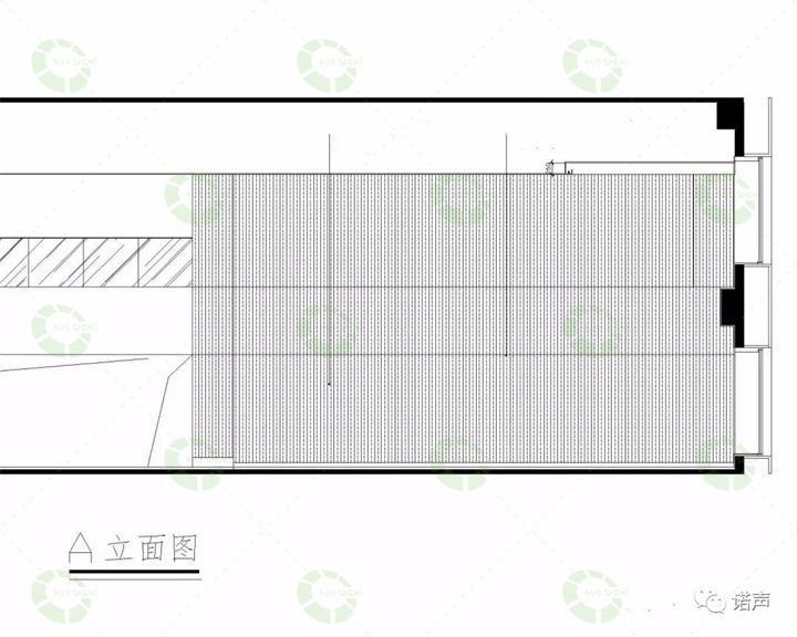 深圳中广核多功能厅设计图3